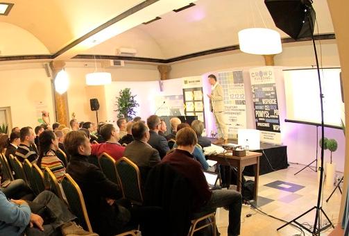 """Konferencja """"Crowdfunding w Polsce"""""""