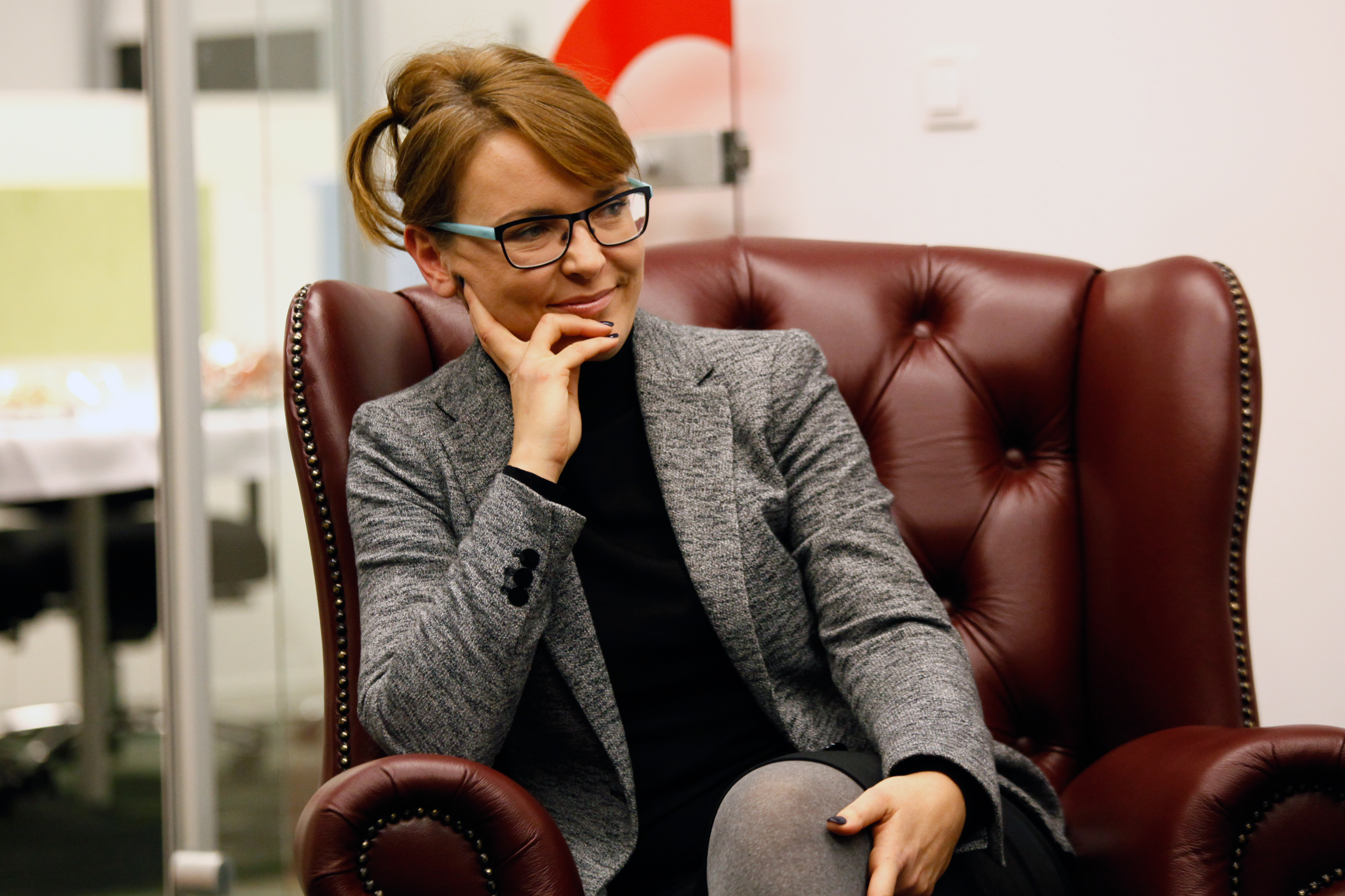 Relacja z Mapy Przedsiębiorcy z Dagmarą Nickel